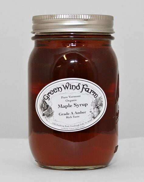 Greenwind Farm Maple Syrup