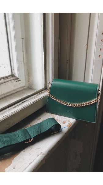 Jee Emerald Mini Bag