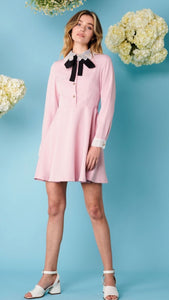 Sister Jane Rosie Realm Mini Dress - Cotton Candy
