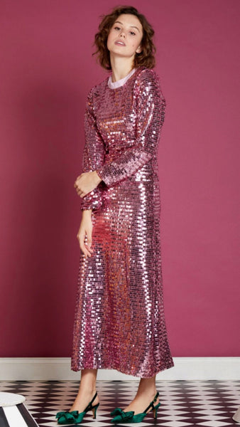 Sister Jane Hypno Sequin Dress