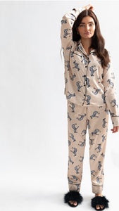 Nightwear Collecton - Sahara Trouser Set
