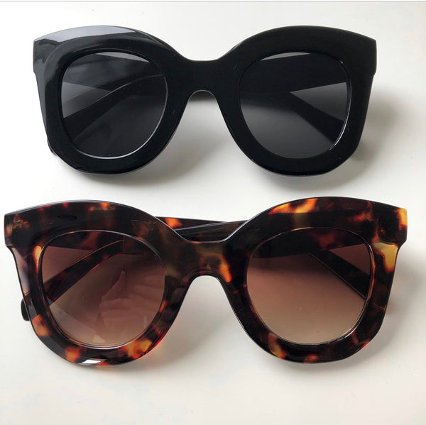 The Spoilt Bitch Club Tammy Tortoise Sunglasses