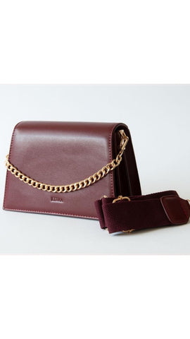 Jee Burgundy Mini Bag