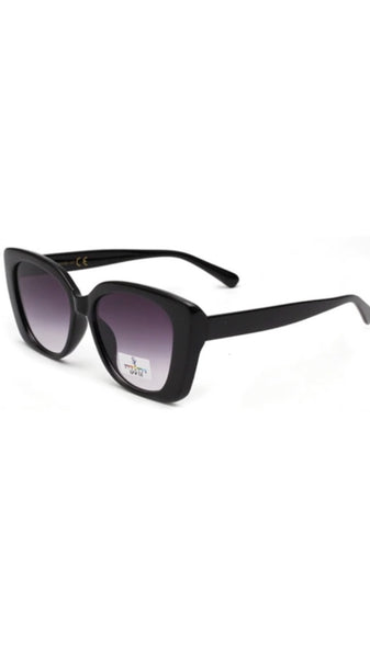 Luce Cat Eye Sunglasses (Two Colours)