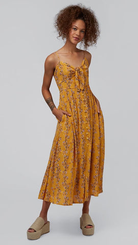 Louche Sirin Floral Midi Dress