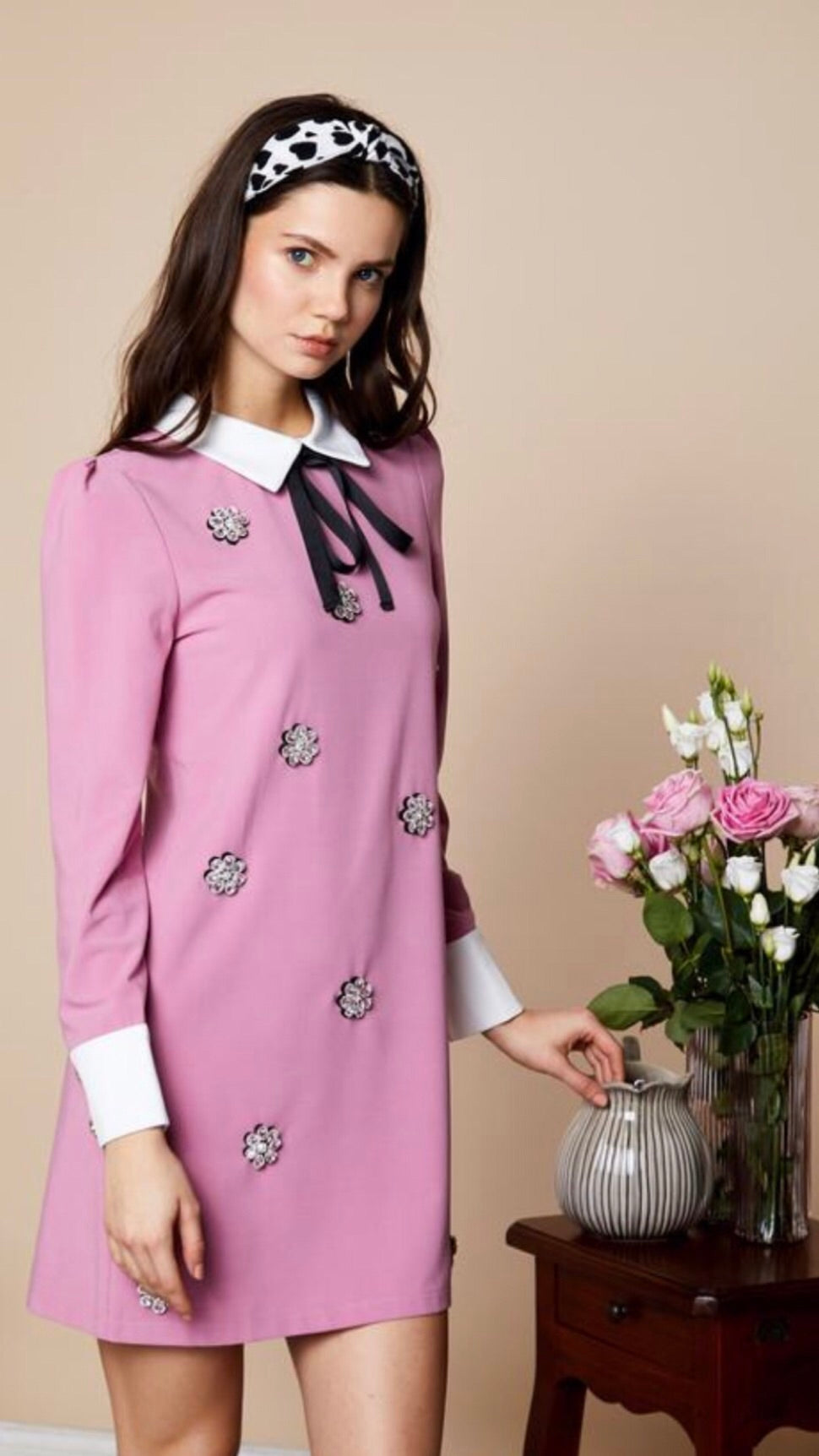Sister Jane Flowering Rabbit Dress