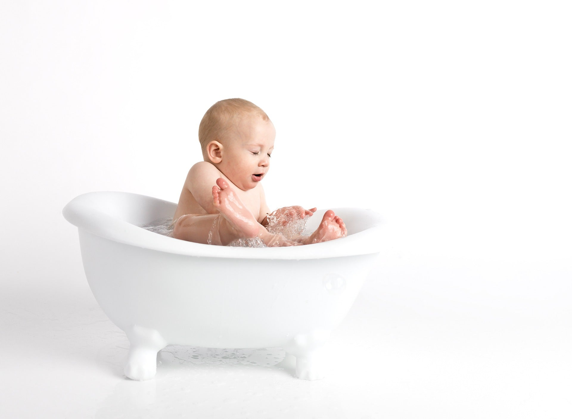 Bathing Your Newborn Baby