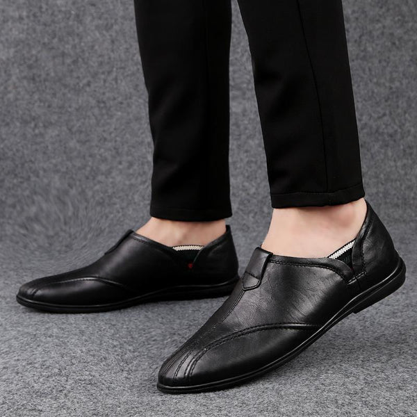 Korean Fashion Wild Casual Loafer Shoes