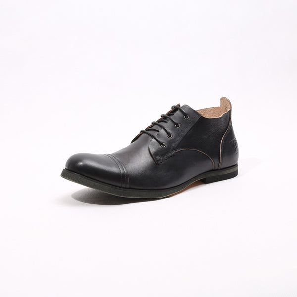 Luxury British Style Retro Shoes