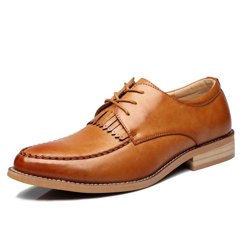 New Casual High Quality Leather Shoes