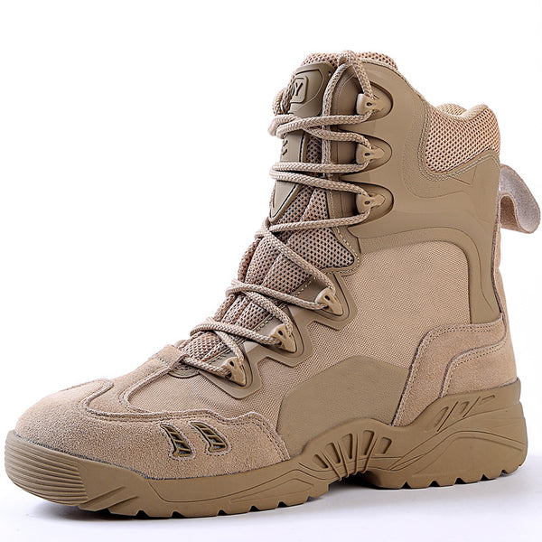 Outdoor High-top Climbing Combat Boots