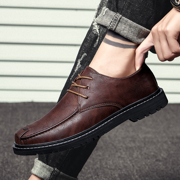 Men's Business Soft Casual Leather Shoes
