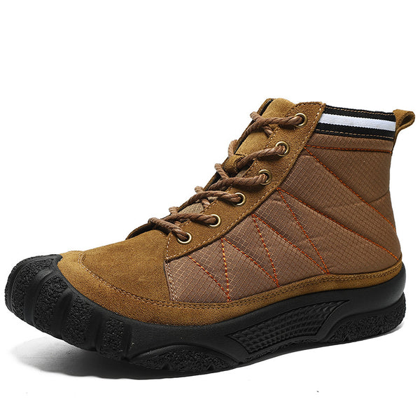 Men's Non Skid Outdoor Casual Ankle Boots