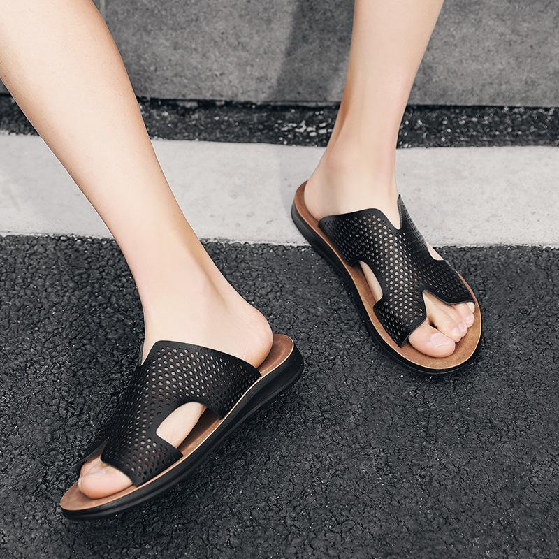 Fashionable Personality Hollow Casual Beach Sandals