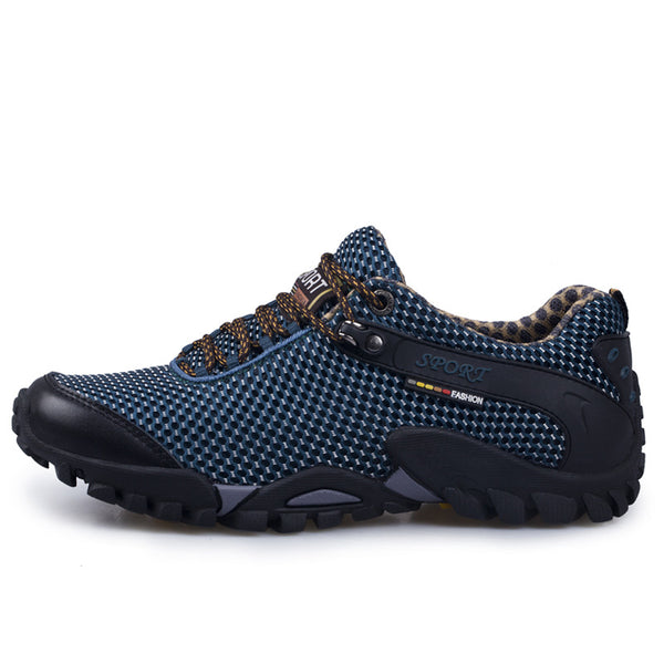 Outdoor Sport Anti-skid Shoes Breathable Hiking Sneakers