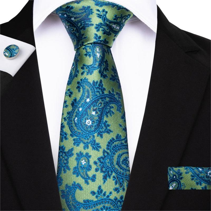 Men's High Quality Design Silk Tie