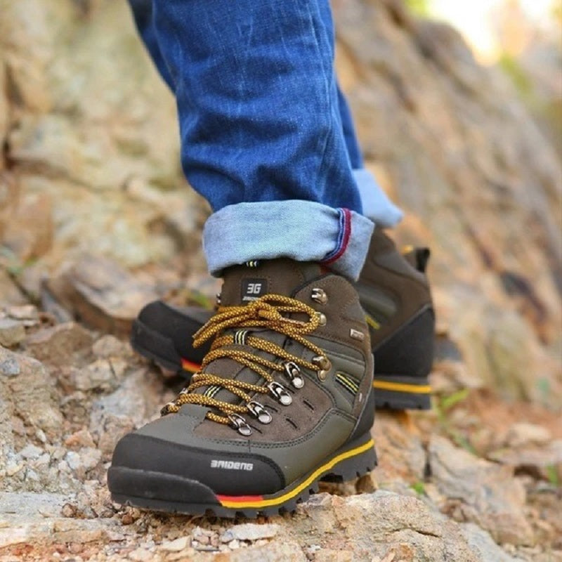 Waterproof Outdoor Trekking Boots