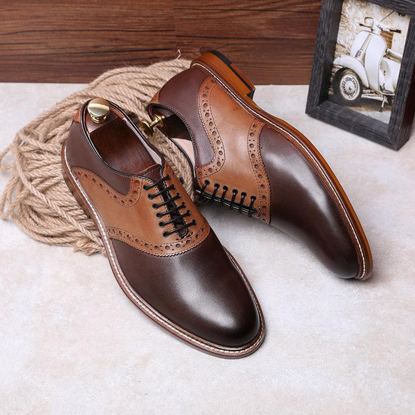 New Genuine Leather High Quality Formal Shoes