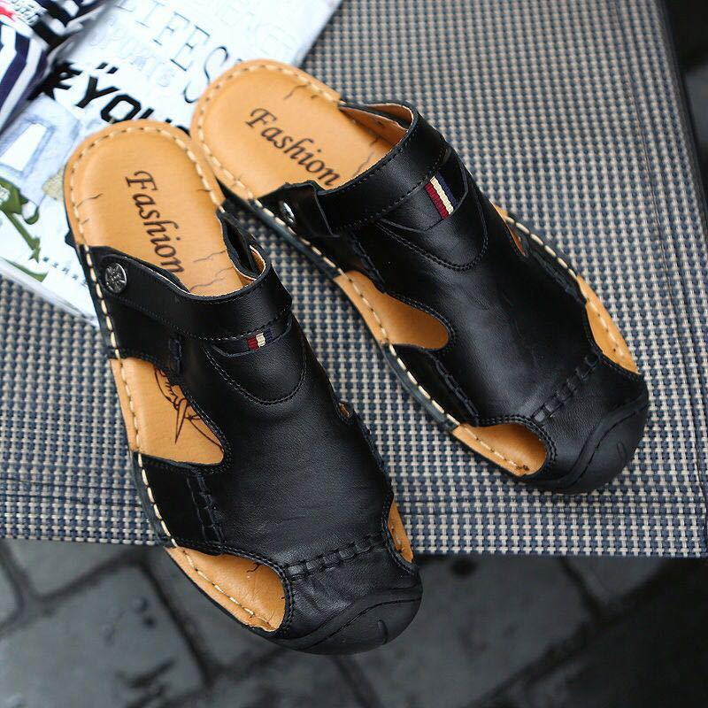 Trendy Outdoor Casual Handmade Slippers