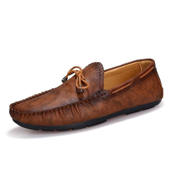 Vintage Classic Comfy Soft Driving Casual Loafers