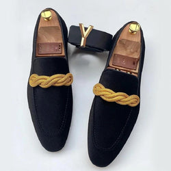 Men's Fashionable New Suede Gentleman Loafers