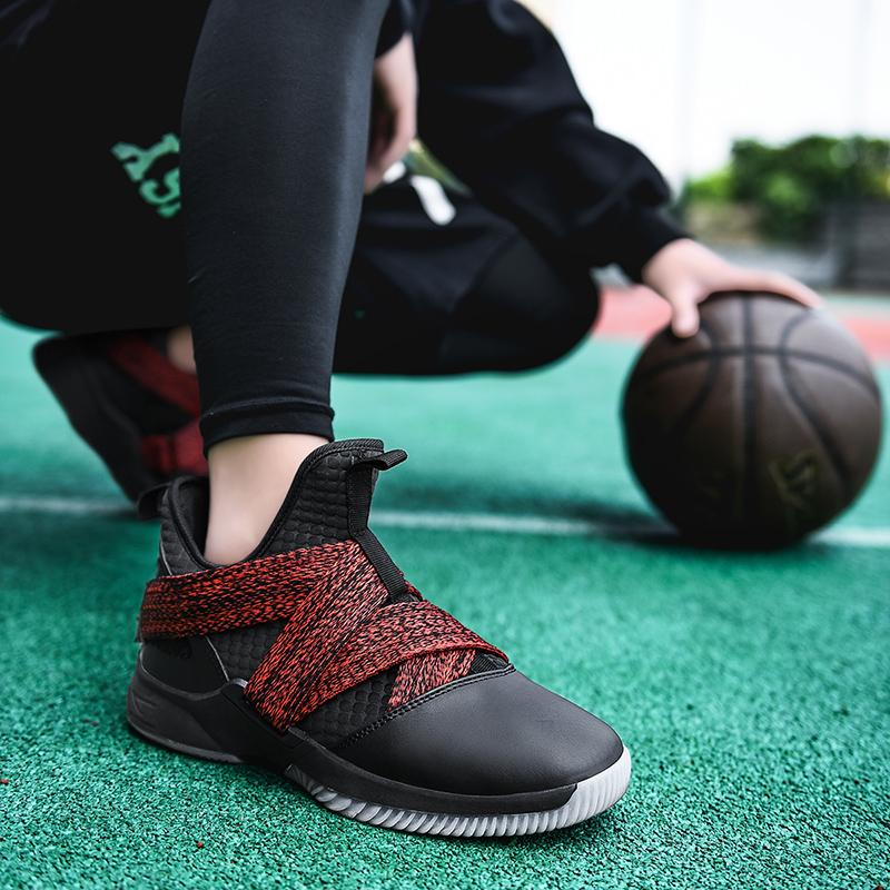 Outdoor Fashion New Comfortable Basketball Shoes