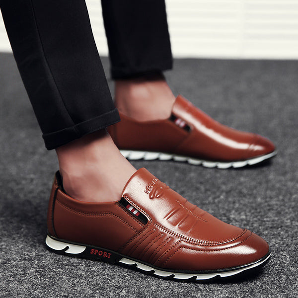 Men's Business Comfortable Driving Shoes