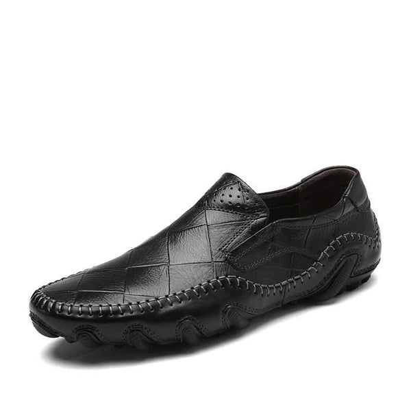 Fashion Leather Slip on Formal Shoes