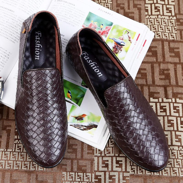 New Soft Bottom Light Casual Leather Loafers