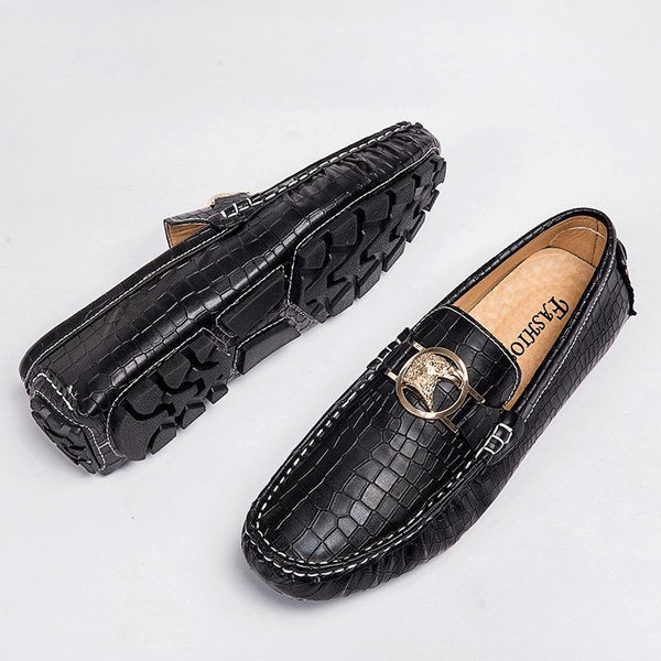 Men's Trendy Casual Slip-on Driving Shoes