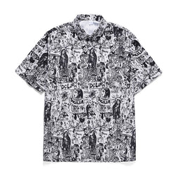 Trendy Palace Digital Print Short Sleeve