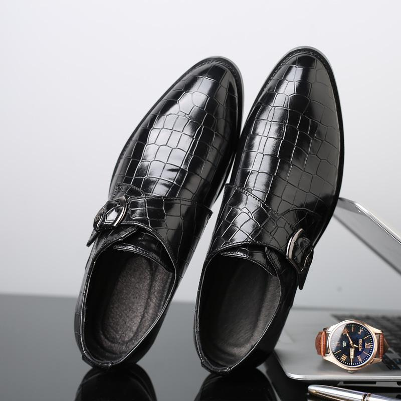 Luxury Fashion Business Office Shoes