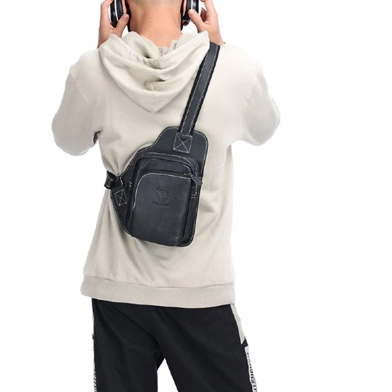 Casual Outdoor Chest Crossbody Bag
