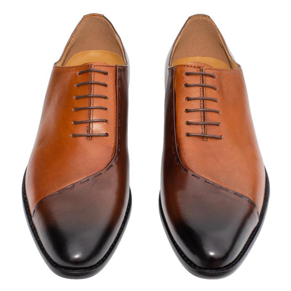 Italian Design Fashionable Oxford Leather Shoes