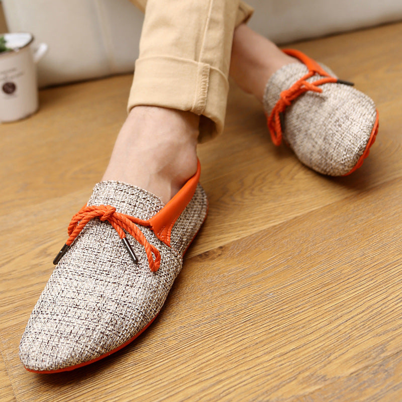 Fashion Casual Linen Trendy Shoes