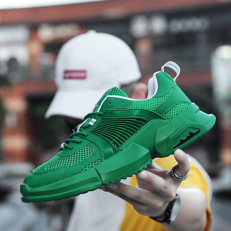 Fashion Breathable Mesh Men's Shoes Sneakers