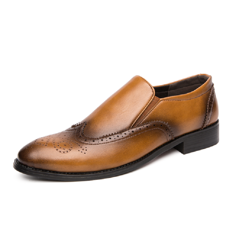 British Classic Business Dress Oxford loafers