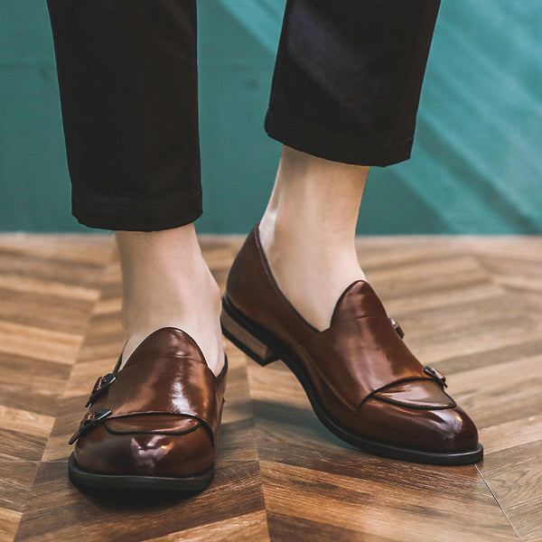 Fashion Trend Pointed Toe Oxford Shoes