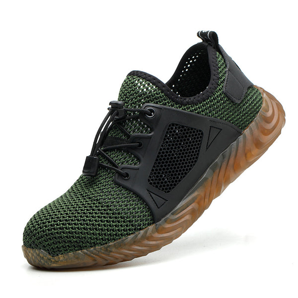 Men's Casual Soft Imitation Ox-tendon Sole Indestructible Shoes