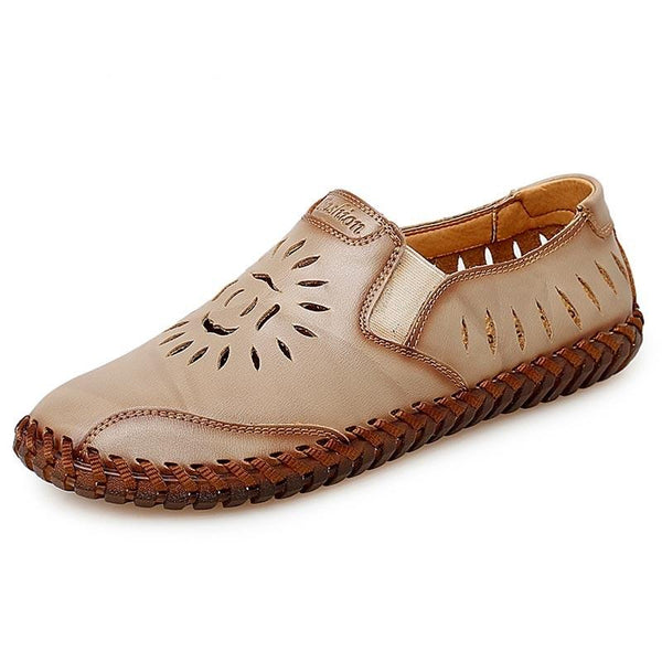 Breathable Lightweight Handmade Soft Sole Shoes