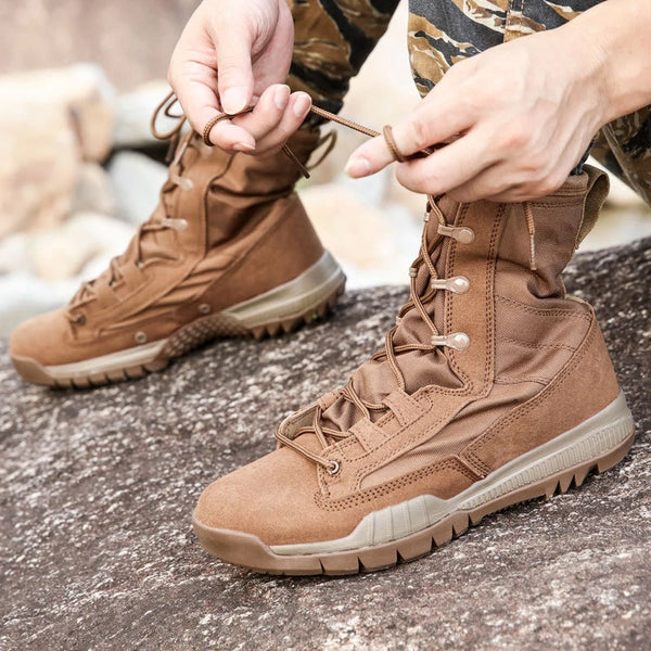 Outdoor Sports Lightweight Antiskid Tactical Ankle Boots