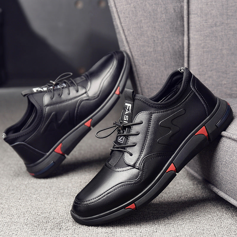 Casual Breathable Inner Heighten Shoes