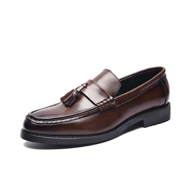 British Style Fashion Casual Tassel Men's Shoes