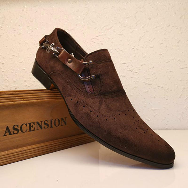 Handmade Special Design Men's Dress Shoes