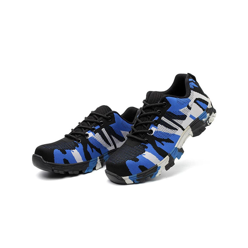 Non Skid Camouflage Indestructible Shoes