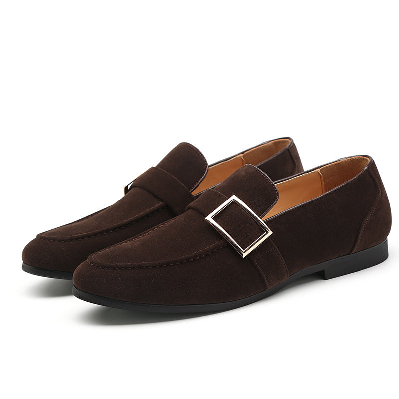 Solid Suede Classic Flat loafers