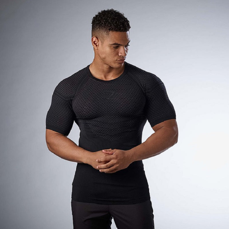 Fitness Training Quick-drying T-shirt