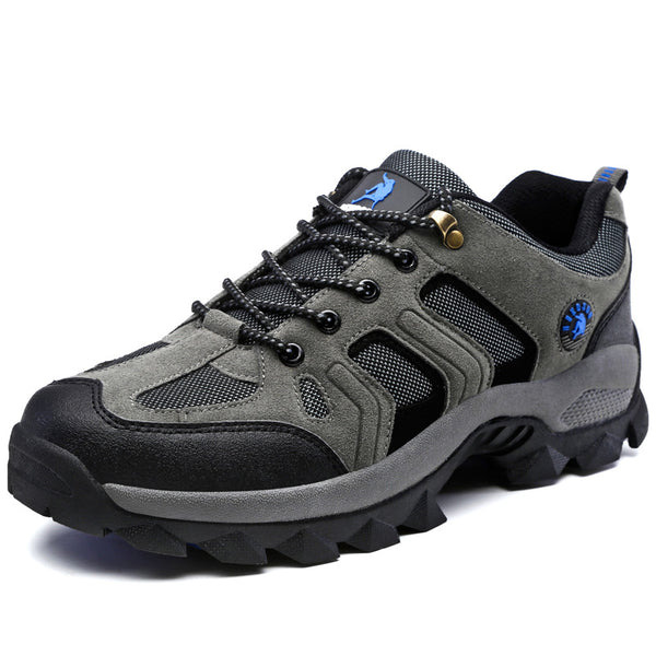 Men's Waterproof and Breathable Outdoor Hiking Shoes