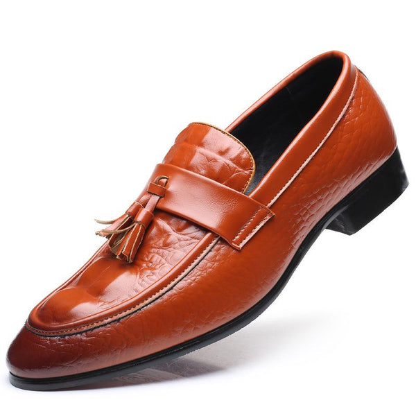 Men's Pu Leather Italian Classic Luxury Shoes