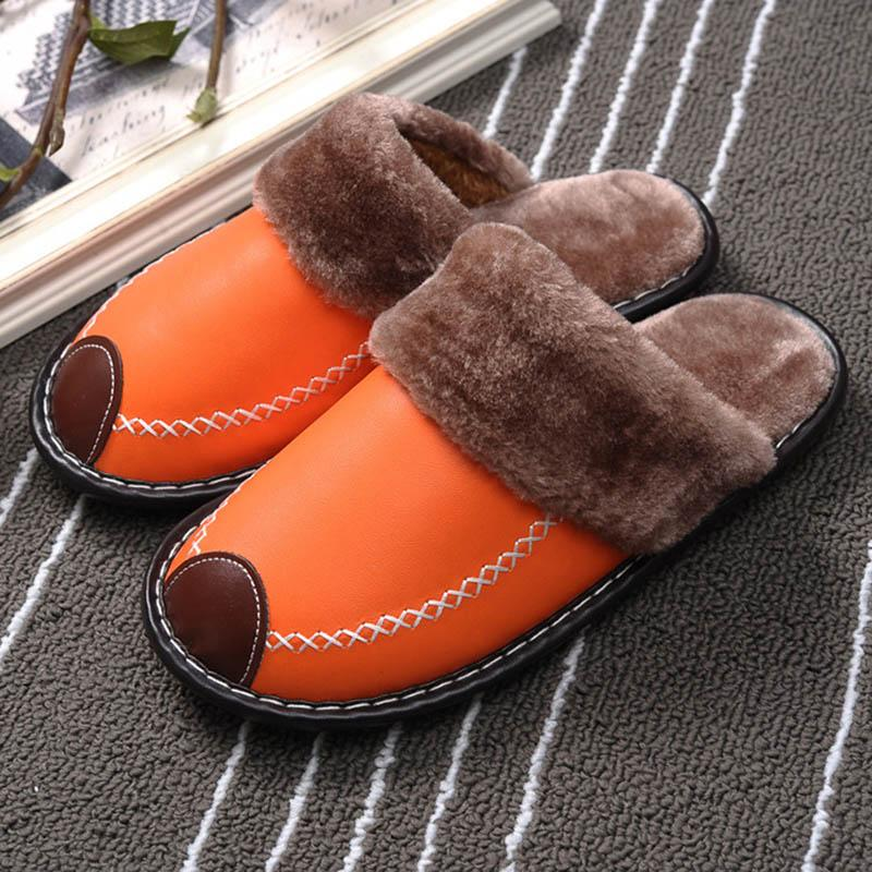 Home Winter Comfy Fluffy Slippers
